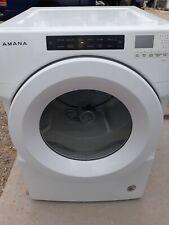 Amana front-load beautiful gas dryer model ngd5800hW1. Large-capacity
