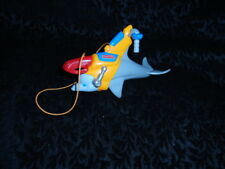 Fisher-Price Rescue Heroes Toy Nemo Dolphin Porpoise Sea Ocean Action Figure