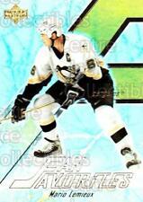 2003-04 Upper Deck Fan Favorites #9 Mario Lemieux