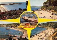 BR52533 Locquemeau le port et les plages     France