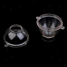 Clear DIY Handmade Soap Scented Candle Molds Clay Craft Making Mould Tools Gift