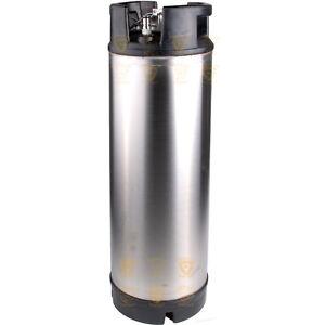 Premium New 304ss 19L Litre  Cornelius Ball Lock Keg Corny 630mm High