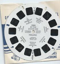 1900 By the Zuider Zee Holland 1953 View-master Reel