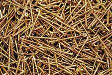(2500) Phillips Bugle Head 8 x 2-1/2 Coarse Drywall Wood Screw Yellow Zinc BULK