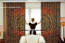Ombre Mandala Vorhang Panel Gesetzt Exotischen Wohnzimmer Bett Fenster Dekor