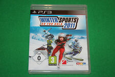 Winter Sports 2011 - Go for Gold PS3 Playstation 3