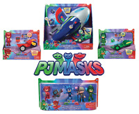 Official PJ Masks Toys & Figures - Super Moon Range - Brand New And Sealed
