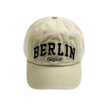 ROBIN RUTH Basecap Berlin Original NEU Cap Kappe Mütze Hat Beige Sand Souvenir