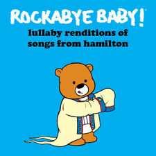 Rockabye Baby - More Lullaby Renditions Of Hamilton Double Ep [New CD]