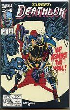 Deathlok 1991 series # 11 near mint comic book