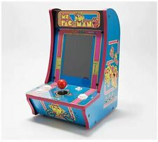 Ms. Pac-Man Arcade1Up Counter-Cade 2 Games in 1 Tabletop Design Cabinet Machine