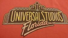 Vintage 1980s Universal Studios Florida Sweatshirt XL Pink Rare See all photos