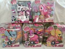 "My Little Pony ""Fashion Style"" 2011 - 5 of the Mane 6 set. New in Box"