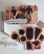 Regalo di latta LUSSO forare riparazione KIT/Regalo Bicicletta Bici/TIN Regalo per gli uomini