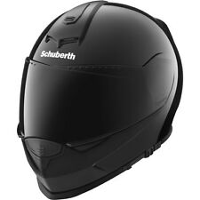 Schuberth S2 Full Face Helmet - Gloss Black - X-small