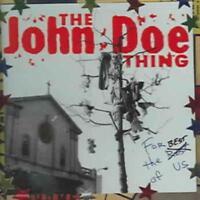 JOHN DOE (X) - FOR THE BEST OF US NEW CD