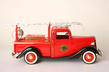 Solido 1:19 Ford V8 CAMION Chariot à ridelles Rouge feu (16720)