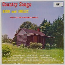 RENO AND SMILEY: Country Songs USA Starday Bluegrass Classic VINYL LP NM- Wax