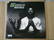 Mc Eiht feat cmw death threatz west gangsta rap 1996 vinyl 2 lp album record