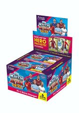 2017-18 TOPPS MATCH ATTAX EXTRA PREMIER LEAGUE 50 PACK BOX (300 CARDS)