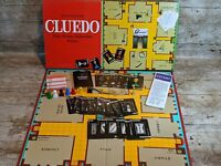 Waddington Vintage Cluedo The Great Detective Game 1975 Stunning