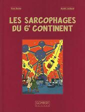 Album de Luxe Blake et Mortimer Les Sarcophages du 6e continent - Tome 1