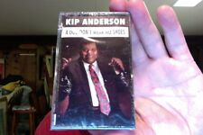 Kip Anderson- A Dog Don't Wear No Shoes- new/sealed cassette