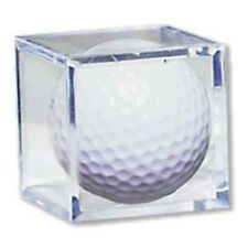 3 Ultra Pro Golf Ball & Minifigure Cube