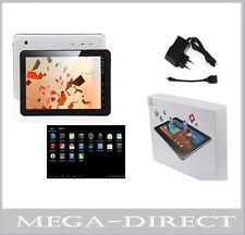 #3052I Tablet PC 10.1 Inch Android 4.1 1GB RAM 16GB Bianco