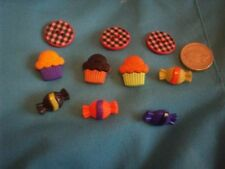 HALLOWEEN TRICK OR TREAT, MUFFINS  SWEETS, CUPCAKES 4529