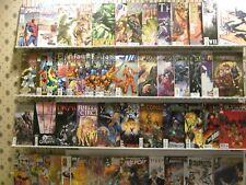 Huge Lots of 50 Marvel Comics 50 comics! all bag and boarded