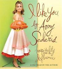 AMY SEDARIS AUDIO BOOK I LIKE YOU BRAND NEW SEALED