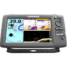 Lowrance HOOK-9 Combo w/83/200/455/800 HDI Transom Mount Transducer 000-12670-00