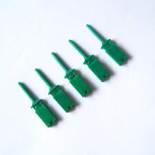 20PCS Test Clip Mini Grabber SMD IC Hook Probe Jumper for Arduino Multimeter P45