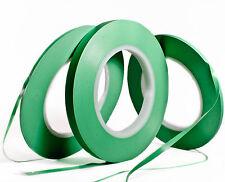 Zierlinienband Fineline Konturenband Klebeband 1,6 mm x 55 m für Autolack Grün