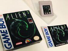 Nintendo Gameboy gioco ALIEN 3 italiano 100% funzionante con scatola originale