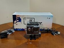 Pro Waterproof 30 M Action Video Sports Camera Full HD 1080p Sport LCD Digital