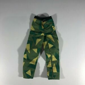 "GI Joe 1/6 Scale Camo Army Navy Military Uniform Pants for 12"" Action Figure"