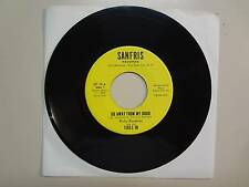 "TIDES IN & RICKY ROGERSON:Trip With Me-Go Away From My Door-U.S.7"" Sanfris Recs."