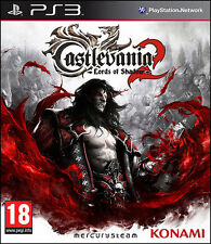Castlevania: Lords of Shadow 2 ~ PS3 (en gran condición)