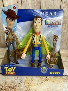 Toy Story Disney Pixar 25th Anniversary Woody Figure NEW