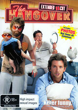 The Hangover (R18+) (Extended Edition) (Uncut) * NEW DVD * (Region 4 Australia)