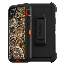 OtterBox DEFENDER SERIES Case for iPhone Xs & iPhone X (RT MAX 5 HD)