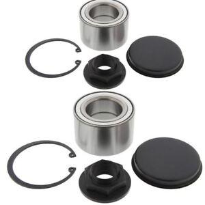 For Renault Master Mk2 2003-2011 Rear Hub Wheel Bearing Kits Pair