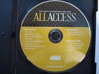 Anita Goodesign ALL ACCESS JUNE 2018 Premium+Special Ed.+12 Collection  CD ONLY