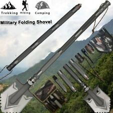 Military Folding Shovel Set Camping Survival Emergency Spade Outdoor Hunting Kit