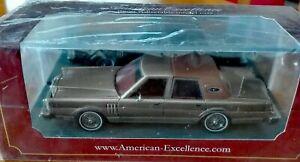 NEO american excellence 43540 Lincoln Mark VI gold  very rar 1/43 OVP