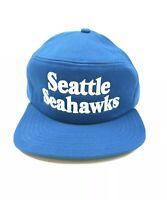 VTG Seattle Seahawks New Era NFL Football Classic Hat Snapback Cap USA B 1.1