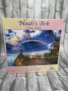 Sunsout By Tom Dubois Noah's Ark 6,000 Piece Jigsaw Puzzle New Sealed