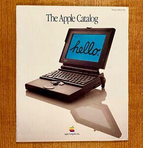 THE APPLE CATALOG: Premiere Edition 1992